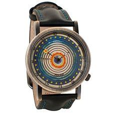 Ptolemaic Universe Model Astronomy Unisex Analog Novelty Gift Watch