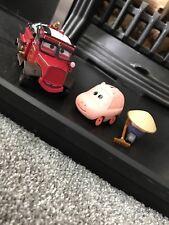 Disney Pixar Cars Planes Hamm Mayday fire truck and Japanese farmer Diecast 1:55
