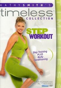 Kathy Smith Timeless: Step Aerobics Workout [New DVD]