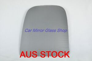 LEFT PASSENGER SIDE IVECO DAILY 2006+ UPPER MIRROR GLASS WITH BACK PLATE