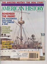 American History Mag John Sutter And The Gold Rush February 1998 032720nonrh