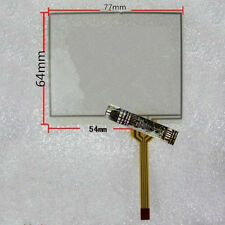 Tracking Id 1Pcs For 3.5inch 64mm *77mm Touch Screen Glass