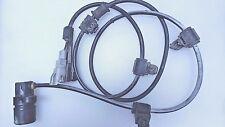 1996-02 Toyota 4Runner ABS Speed Sensor Left Rear 89546-35030 Driver Side , OEM