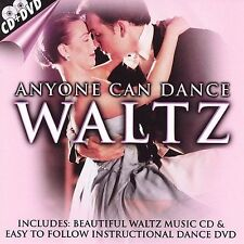 Anyone Can Dance: Waltz [CD + DVD]