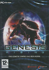 GENESIS RISING-  Space Sim PC Game for Windows XP/Vista - US Seller - NEW!