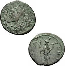 Aurelian Antoninian Cyzicus 270 FELICIT TEMP Felicitas Caduceus RIC 327 var.