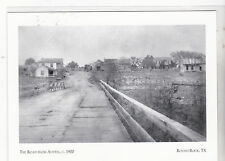 "*Postcard-""Old Road From Austin, Tx, 1900""  *Round Rock, TX  (#25)"