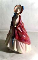 "Royal Doulton Paisley Shaw 6 1/4"" Figurine"