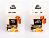 Apfel Wein Frankfurt Apfelwein Bonbons 2x 80g Firma Edel DELICIOUS MEMORIES