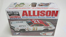 MPC 1/25 Donnie Allison's '71 Mercury Cyclone Stock Car 21 Plastic Model Kit 796