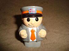 """Mega Bloks Man Bus Driver 3"""" tall"""