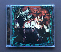 PRIVATE LINE 21st Century Pirates CD Like NEW Australian Pressing Bonus Tracks