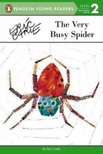 Very Busy Spider-ExLibrary