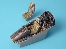 Aires 1/48 A-7E Corsair II cabina Set Para Hasegawa Kit (sin revestir) # 4147/*