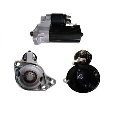 Fits VW VOLKSWAGEN Caddy II 1.9 D (9K9) Starter Motor 1995-2002 - 19096UK
