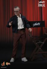 "Sideshow Hot Toys 1/6 12"" MMS327 Stan Lee Comic Superhero Creator Action Figure"