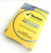 Norton by Symantec Security Premium 10 Devices - Special Triple Bundle  #4867