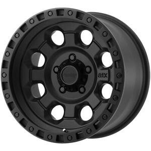 "American Racing AR201 18x9 5x120 +35mm Black Wheel Rim 18"" Inch"