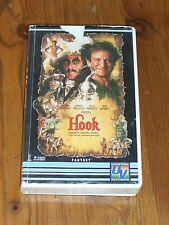 Hook von Steven Spielberg (VHS) mit Julia Roberts, Dustin Hoffman