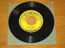 "ROCKABILLY 45 RPM - CARL PERKINS - SUN 243 - ""BOPPIN' THE BLUES / ALL MAMA'S..."""