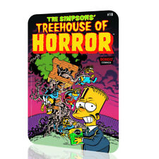 METAL SIGN The Simpsons Treehouse of Horror Comic Cover Poster DECOR Home Wall