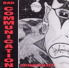 BAD COMMUNICATION Sprachlos CD (1993 Bad Moon)