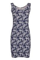 Damen Kleid Sommerkleid Strandkleid dunkelblau KANGAROOS NEU Größe 36 38 40 S M