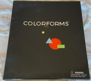 unused! complete! new COLORFORMS 50th year edition 2001 BOXED SET