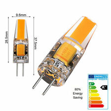 G4 6W EPISTAR AC DC 12V Dimmable LED COB Bulb Light Replace Halogen Lamp