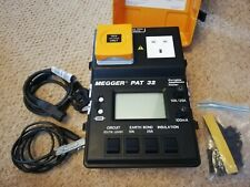 Megger secteur test lead MFT1502//2 MFT1552 MFT1553 JPSS 003
