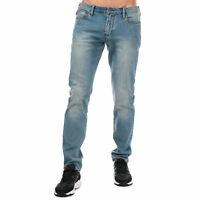 Mens Armani Jeans J06 Slim Fit Jeans In Denim