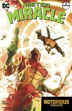 Mister Miracle #1 Variant DC Comics 1st Print EXCELSIOR BIN