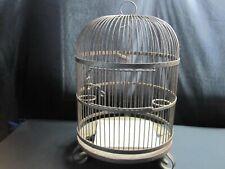 Large Ornate Metal Bird Cage Garden Decor ~ 9707