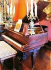 Antique A.B. CHASE Grand Piano Built 1913 USA Beautifully Preserved