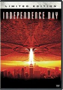 Independence Day (DVD, 2004, Limited Edition)