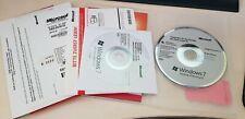 Windows 7 Home Premium SP1 64 Bit DVD und OEM Produktschlüssel