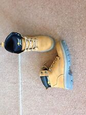 U.Power Taxi S3 SRC Steel Toe Capped Safety Boot - Size 5 - Honey