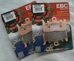 EBC Sintered FRONT Disc Brake Pads Fits DUCATI MONSTER 1200 (2014 to 2021)