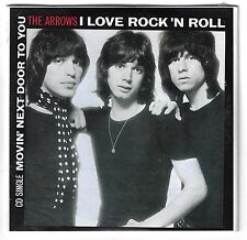 ARROWS, I LOVE ROCK N ROLL, Moving Next Door To You, CD single