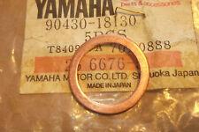 YAMAHA XS650  XS750  XS850  NOS CAMCHAIN TENS' / OIL PUMP GASKET - # 90430-18130
