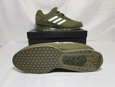 Adidas Leistung 16 II BOA Weightlifting Shoes Men's size 11 Green BD7159 $225
