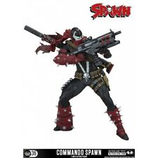 Commando Spawn (spawn) Colour Tops 7 Inch Action Figure AC