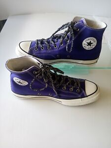 Converse Chuck Taylor 70 High Top Purple/ White Sneakers Eur 46.5 Us 12