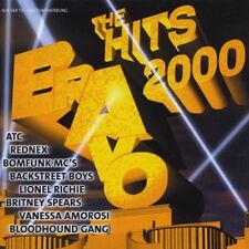 Bravo-The Hits 2000 Bomfunk MC's, Backstreet Boys, Britney Spears, Anas.. [2 CD]