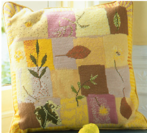 Ehrman Modern Tapestry needlepoint kit - Canvas and Wools - Breeze