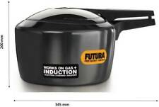 FUTURA INDUCTION COMPATIBLE PRESSURE COOKER 3 LTRS IF30