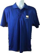 Best Buy Medium Electronic Store Employee Supervisor Work Staff Polo Shirt Blue