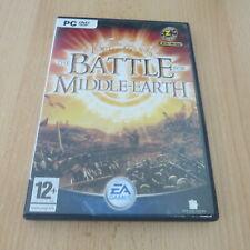El Señor De Los Anillos: la batalla por la Tierra Media (PC: Windows, 2004)