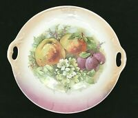 Antique 3 Crowns China Germany Porcelain Plate 1909-1916