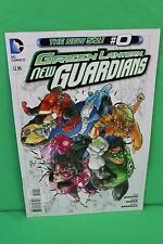 Green Lantern New Guardians #0 Comic DC Comics New 52 VG/F